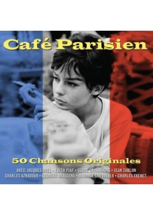 Cafe Parisien (Reissue)