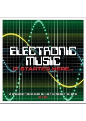 Electronic Music…It Started Here