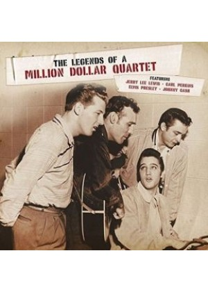 Legends Of A Million Dollar Quartet