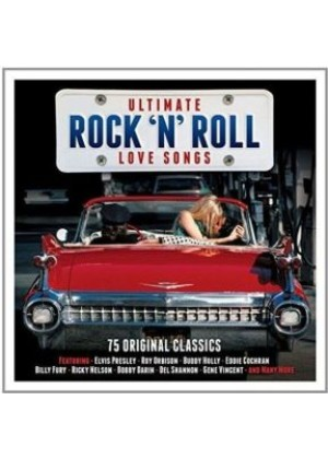 Ultimate Rock 'n' Roll Love Songs