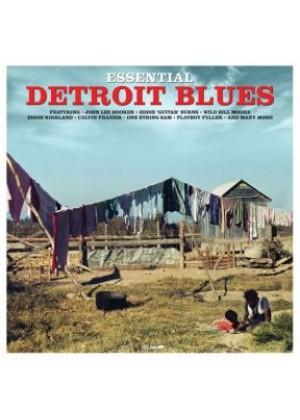 Essential Detroit Blues (180g LP)