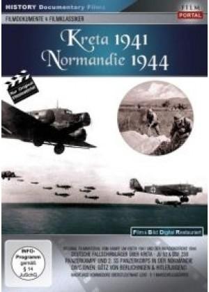 Kreta 1941 / Normandie 1944