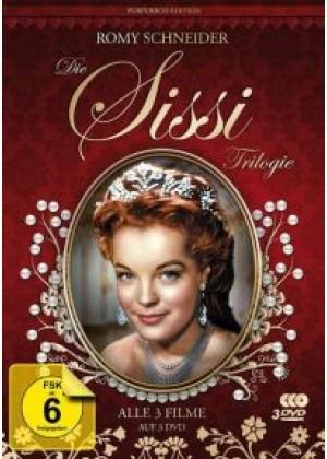 Sissi Trilogie (Purpurrot-Edition)