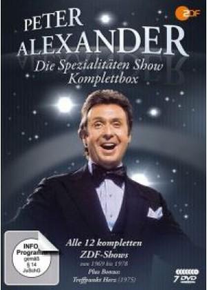"""Die """"Spezialitäten"""" Show: Komplettbox"""