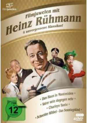Heinz Rühmann: 4 Unvergessene Klassiker!