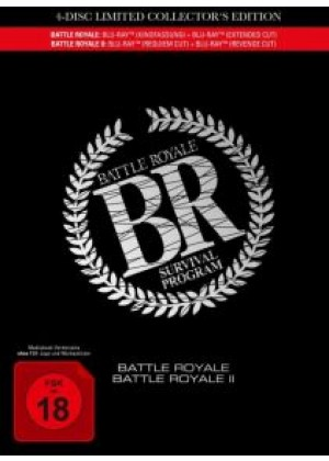 Battle Royale 1+2 (Mediabook)