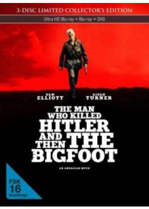 The Man Who Killed Hitler And Then The Bigfoot (Mediabook) (4K UHD)