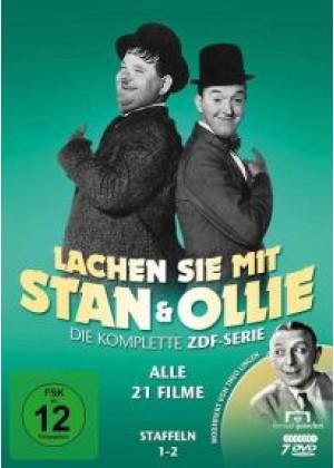 Lachen Sie mit Stan & Ollie: Gesamtedition