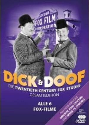 Dick und Doof: Die Fox-Studio-Gesamtedition