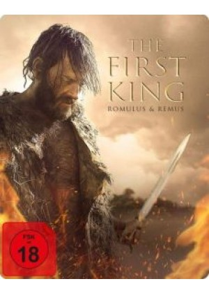 The First King: Romulus & Remus (Steelbook)