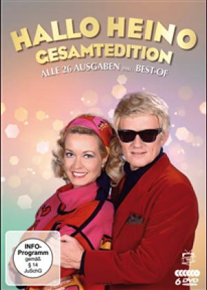 Hallo Heino - Gesamtedition: Die komplette Show-Reihe (Alle 26 Ausgaben + Best-of) (6 DVDs)