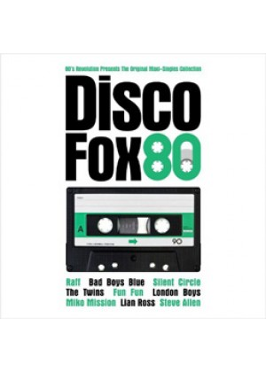 Disco Fox 80 - The Original Maxi-Singles Collection
