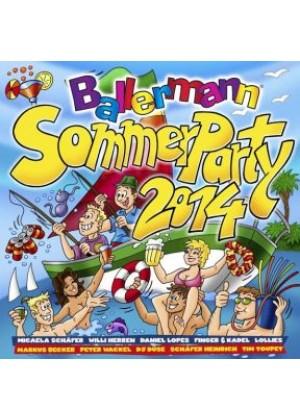 Ballermann Sommerparty 2014
