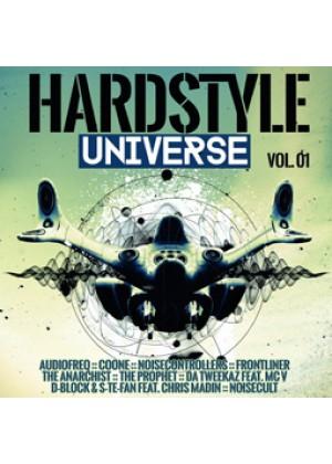 Hardstyle Universe Vol. 1