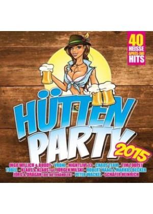 Hütten Party 2015
