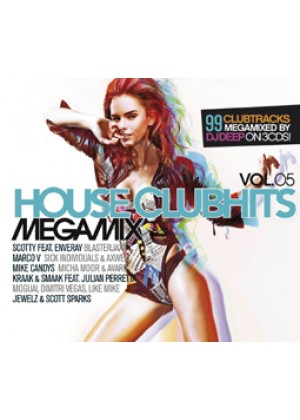 House Clubhits Megamix Vol. 5