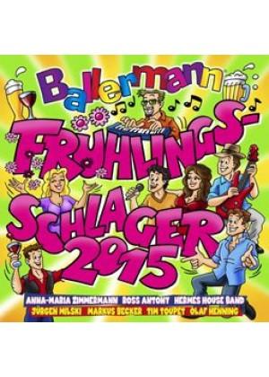 Ballermann Frühlingsschlager 2015