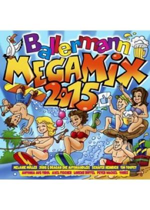 Ballermann Megamix 2015