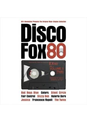 Disco Fox 80 Vol. 5 - The Original Maxi-Singles Collection