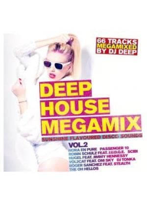 Deep House Megamix Vol. 2- Sunshine Flavoured Disco Sounds