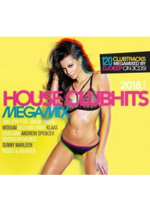 House Clubhits Megamix 2018.1