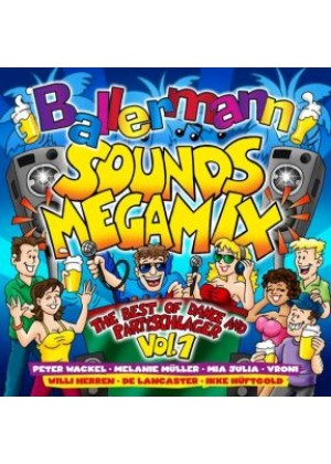 Ballermann Sounds Megamix: The Best of Dance & Partyschlager Vol. 1