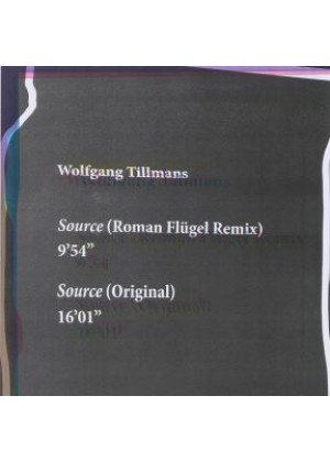 Source (Roman Flügel Remixes / Original)