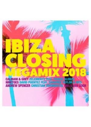 Ibiza Closing Megamix 2018 - All the Hits