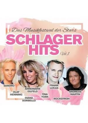 Schlager Hits Vol. 1: das Musikfestival der Stars