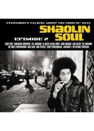 Shaolin Soul Episode 2 (2LP+CD)