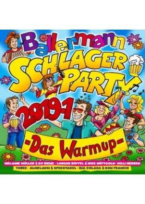 Ballermann Schlagerparty 2019.1 - Das Warmup