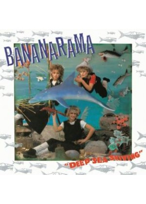 Deep Sea Skiving (blue LP+CD)