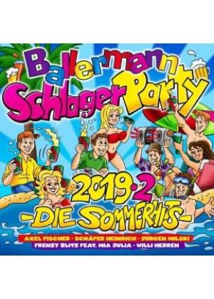 Ballermann Schlagerparty 2019.2 - Sommerhits
