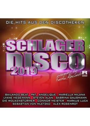Schlagerdisco - die Hits aus den Diskotheken