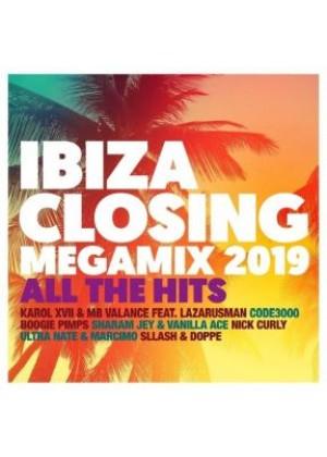 Ibiza Closing Megamix 2019 - All The Hits