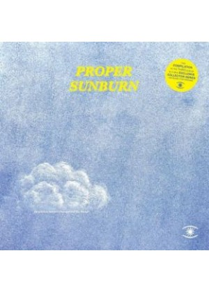 Proper Sunburn - Forgotten Sunscreen Applied by Basso (2LP)