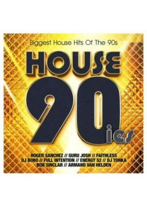 House 90ies - Biggest House Hits Of The 90s