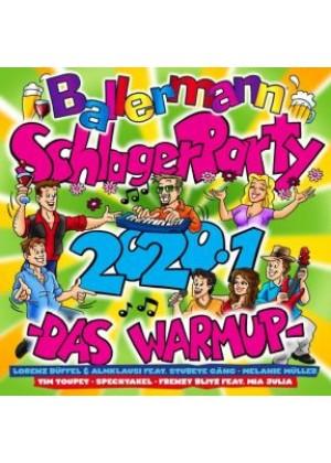 Ballermann Schlagerparty 2020.1 - Das Warmup