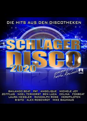 Schlagerdisco 2020 - die Hits aus den Discotheken