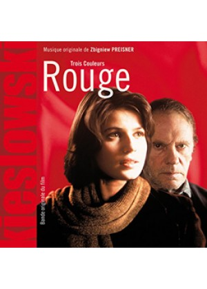 Trois Couleurs: Rouge (LP+CD) Kieslowski / Zbigniew Preisner