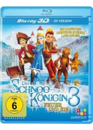 Die Schneekönigin 3: Feuer und Eis 3D