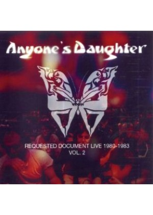 Requested Document Live 1980-1983 Vol.2