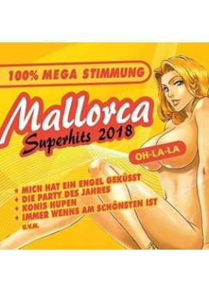 Mallorca Super Hits 2018