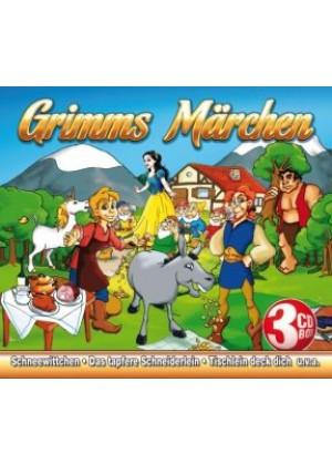 Grimms Märchen - Schneewittchen, Tischlein deck dich
