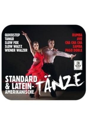 Standard- & lateinamerikanische Tänze