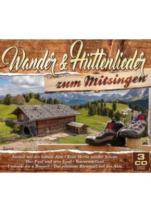 Wander- & Hüttenlieder zum Mitsingen