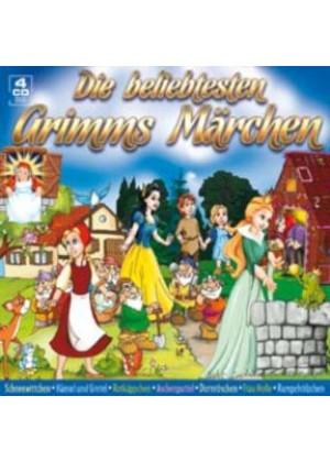 Die beliebtesten Grimms Märchen