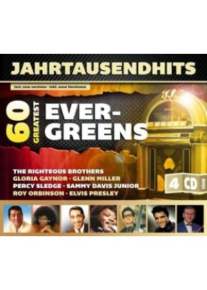 Jahrtausendhits - 60 Greatest Evergreens