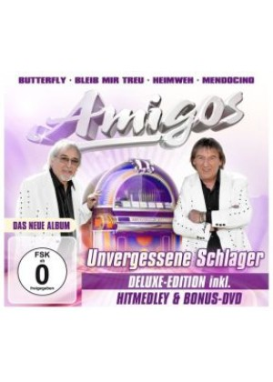 Unvergessene Schlager - Deluxe Edition