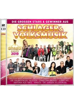 Die grossen Stars & Gewinner aus Schlager & Volksmusik - Smago! Award 2019
